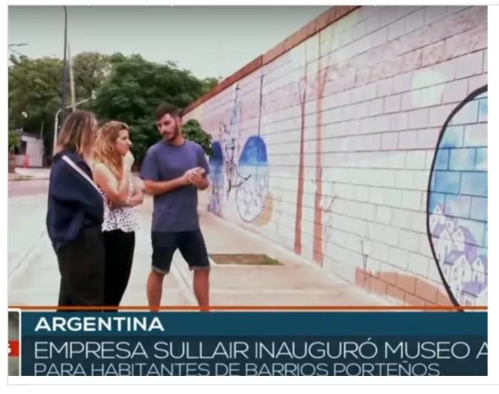 sullair cultura murales